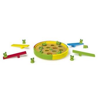 Hry a hlavolamy - Skákající žáby