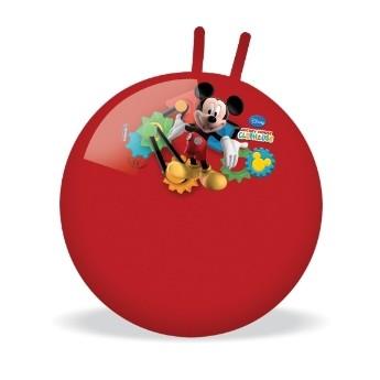 Pro kluky - Skákací míč Mickey Mouse 50 cm