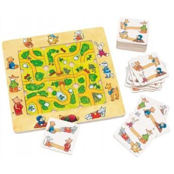 Hry a hlavolamy - Stolní hra – Najdi cestu