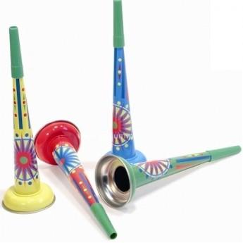 Dětské hudební nástroje - Plechová trubka