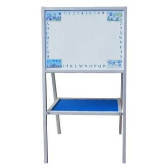 Školní potřeby - Dětská oboustranná tabule