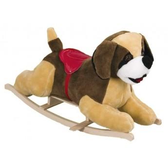 Pro nejmenší - Houpací pes WIKI - štěká