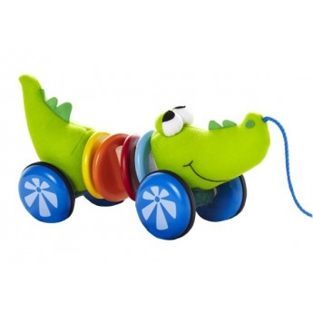 Pro nejmenší - Rachtající krokodýl