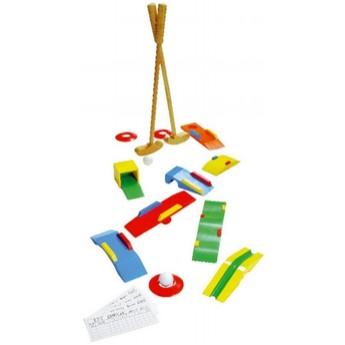 Hračky na ven - Minigolf