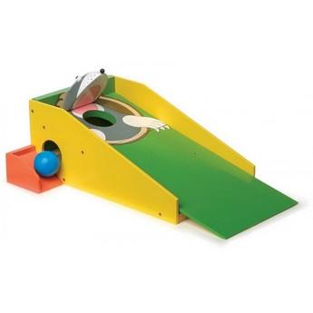 Hračky na ven - Minigolf otevřená pusa