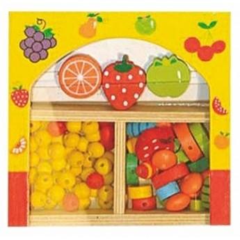 Pro holky - Navlékací  korálky Ovoce
