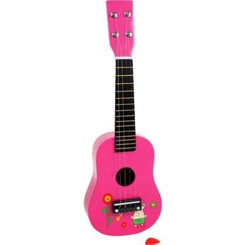 Dětské hudební nástroje - Kytara barevná