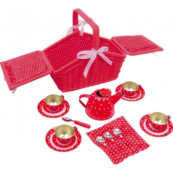 Pro holky - Piknikový košík Sarah