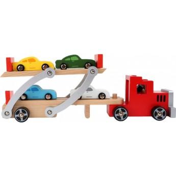 Pro kluky - Přepravce aut