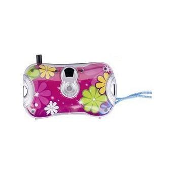 Pro holky - Mini kamera s obrázky, růžová