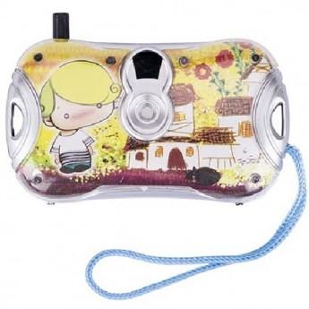 Mini kamera s obrázky, chlapec