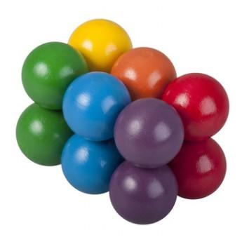 Hry a hlavolamy - Hlavolam barevné kuličky