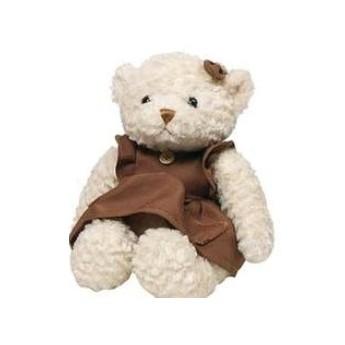 Pro holky - Medvídek Jill - béžová