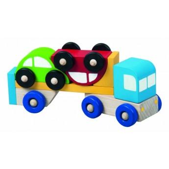 Pro kluky - Truck s autíčky