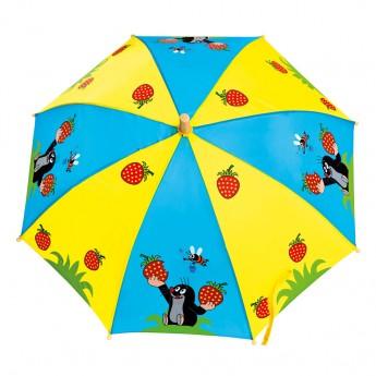 Pro holky - Dětský deštník Krtek