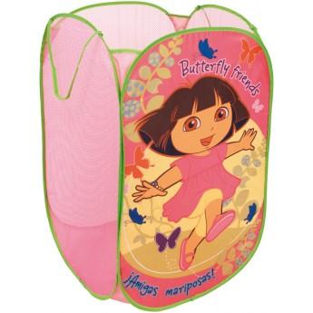 Dětský pokojíček - Koš na hračky Dora