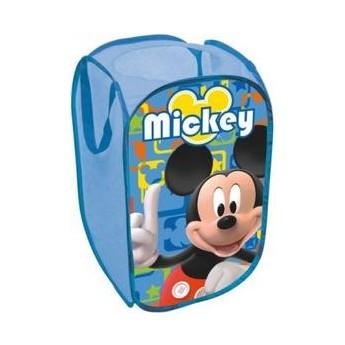 Dětský pokojíček - Koš na hračky Mickey