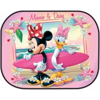 Doplňky do auta - Sluneční clona do auta Daisy a Minnie