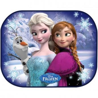Doplňky do auta - Sluneční clona do auta Frozen