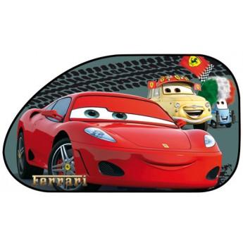 Doplňky do auta - Sluneční clona do auta velká Cars