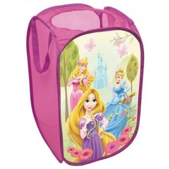 Dětský pokojíček - Koš na hračky Princezny