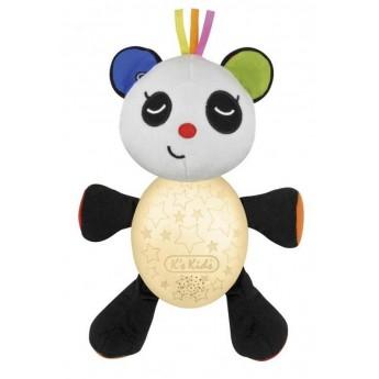 Dětský pokojíček - Noční světlo s hudbou Panda