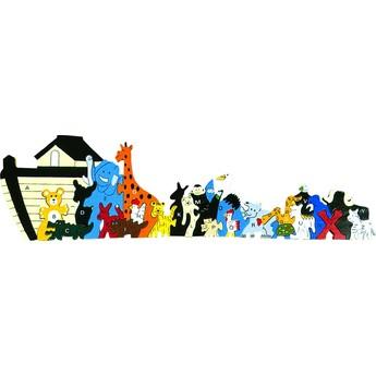 Puzzle - Puzzle Noemova Archa