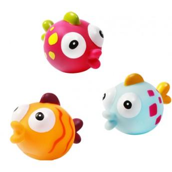 Hračky do vody - Hračky do vody Rybky, 3 ks