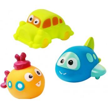 Hračky do vody - Hračky do vody Dopravní prostředky, 3 ks