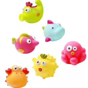 Hračky do vody - Hračky do vody Moře, 6 ks
