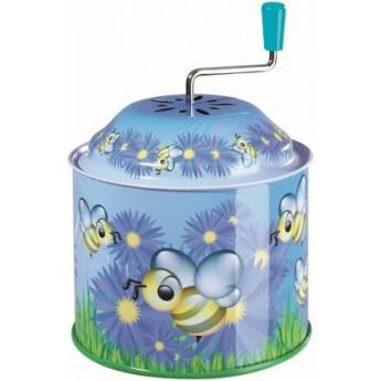 Dětské hudební nástroje - Hrající skříňka – Včelky modrá