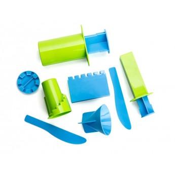 Výtvarné a kreativní hračky - Sada vykrajovátek pro stavbu hradu