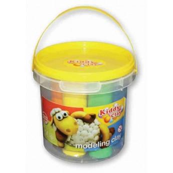 Výtvarné a kreativní hračky - Modelovací hmota v kbelíku