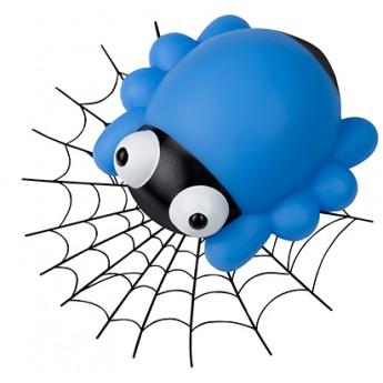Dětský pokojíček - Noční lampička PUK-PUK pavouček