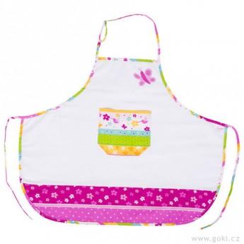 Pro holky - Kuchyňská zástěrka pro děti