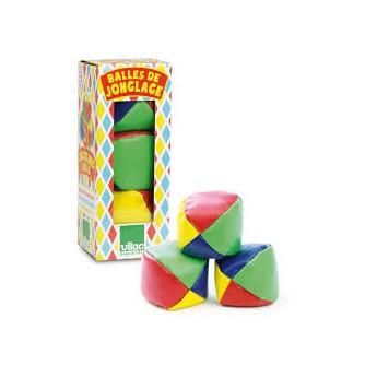 Míčky na žonglování - sada 3ks