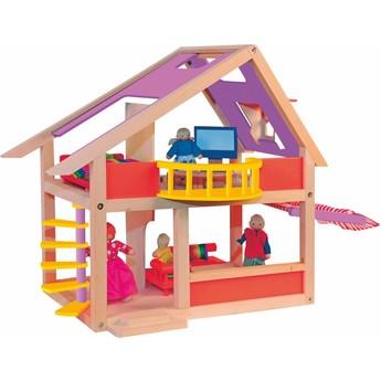 Pro holky - Moderní domeček s markýzou