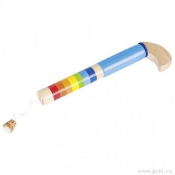 Pro kluky - Korková bambitka barevná