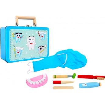 Zubařská sada v kufru