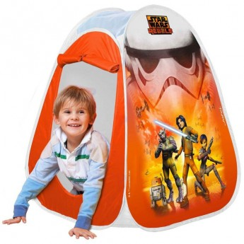 Dětský pokojíček - Dětský stan, domeček Star Wars