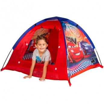 Dětský pokojíček - Dětský stan, domeček Cars červený