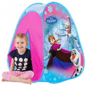 Dětský pokojíček - Dětský stan, domeček Frozen
