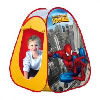 Dětský pokojíček - Dětský stan, domeček Spiderman