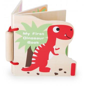Pro nejmenší - Knížka Můj první dinosaurus