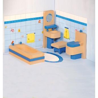 """Pro holky - Nábytek do domečku """"Koupelna"""""""