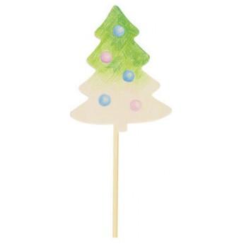 Výtvarné a kreativní hračky - Dekorace k vymalování - Stromek