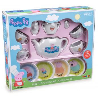 Pro holky - Porcelánové nádobíčko pro panenky Prasátko Peppa