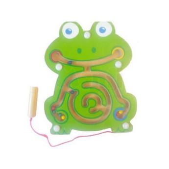 Magnetický labyrint - Žába