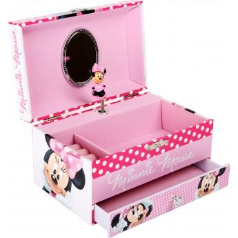 Pro holky - Hrací skříňka Minnie Mouse