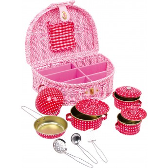 Pro holky - Piknikový kufřík Flori